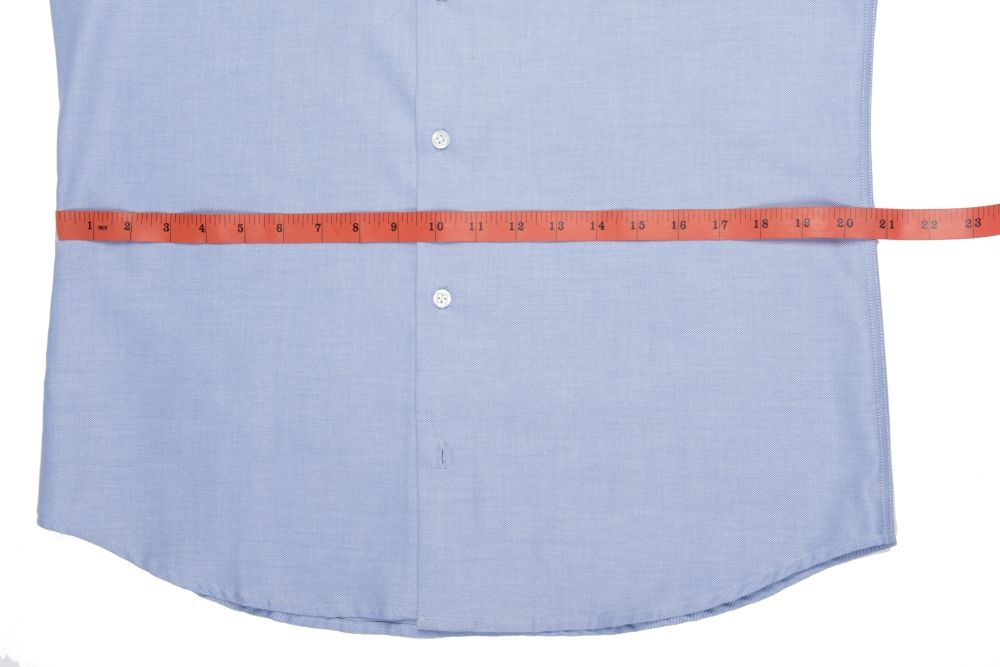 How to measure your half waist